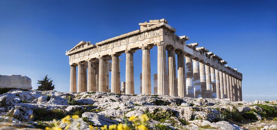 Athen für Familien