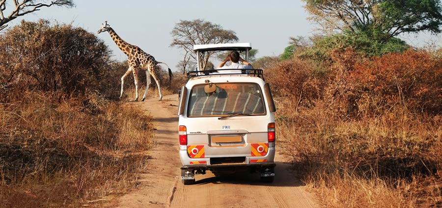Rent a Car Namibia