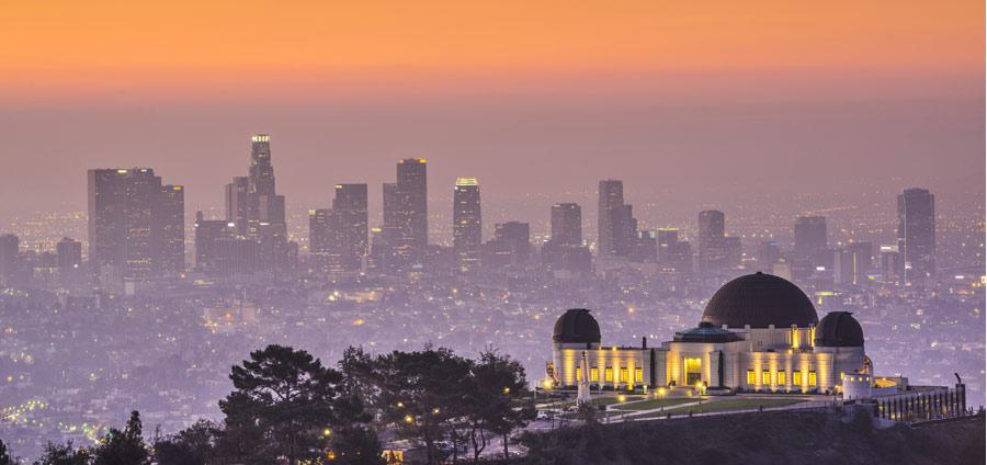 Rent a Car Los Angeles