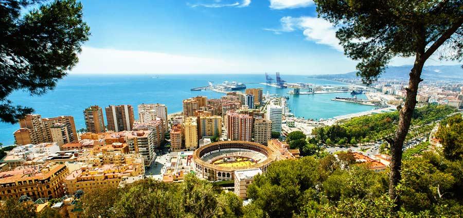 Mietwagen 1 Woche in Andalusien bei Mietwagenbörse buchen
