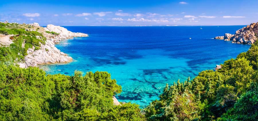 Mietwagen 1 Woche auf Sardinien bei Mietwagenbörse buchen