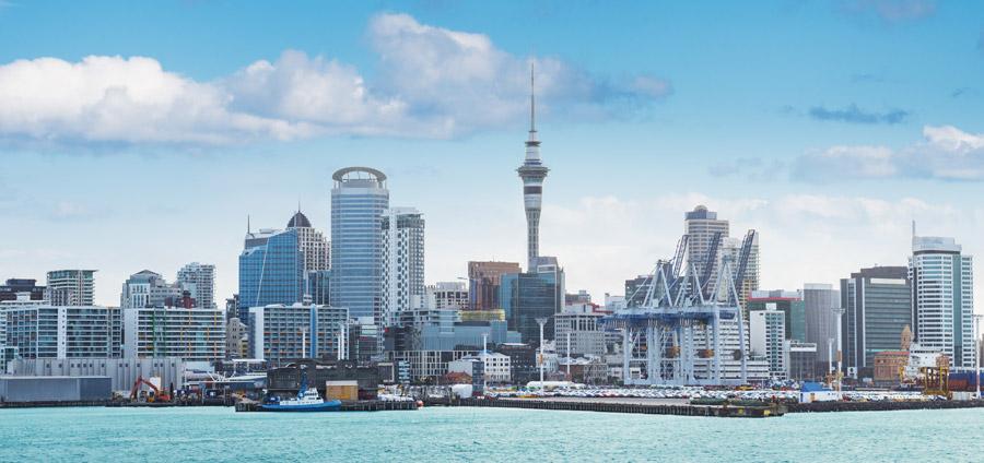 Neuseelands schönste Städte