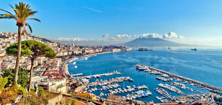 Sehenswürdigkeiten Neapel
