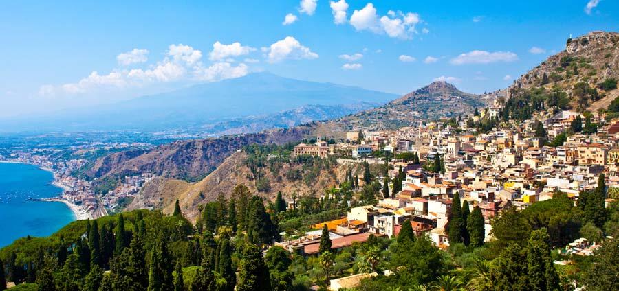 Sizilien im Frühling