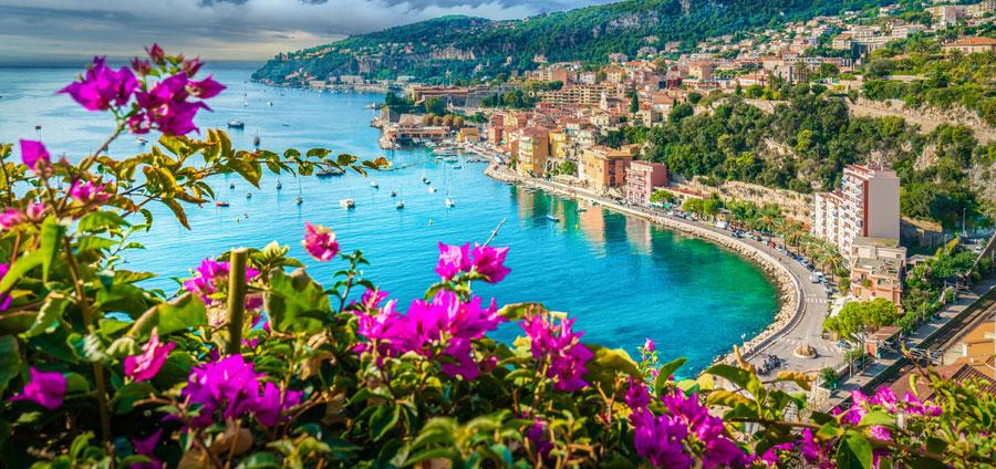 Städte in Frankreich am Meer